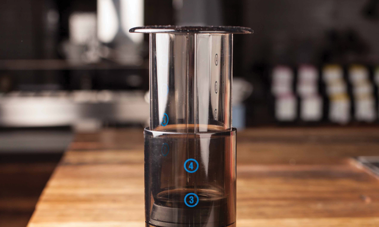 Aeropress coffee maker - Buy it for life (BIFL)