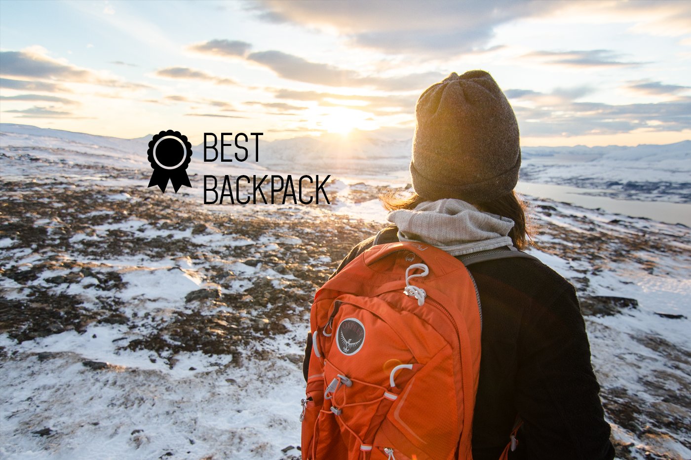 Best quality backpack - Buy it for life (BIFL)