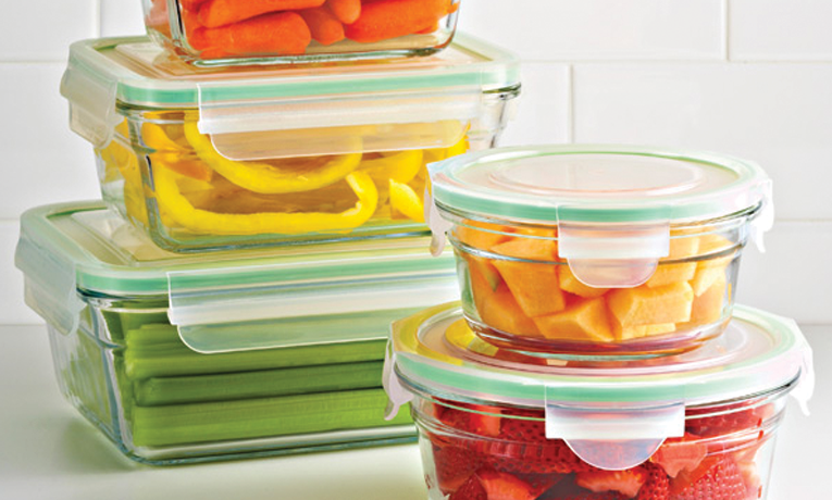 Glasslock food-storage containers - Buy it for life (BIFL)