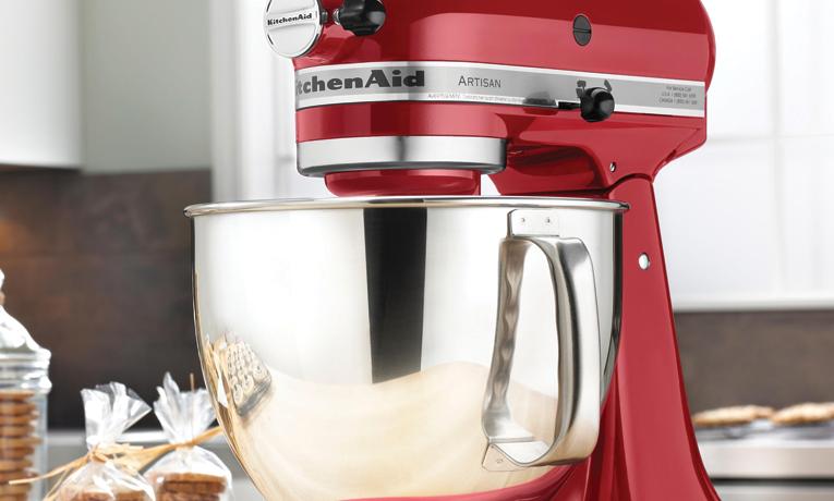 Kitchenaid Artisan stand mixer - Buy it for life (BIFL)