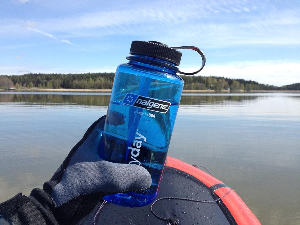 Nalgene water bottle - Buy it for life (BIFL)