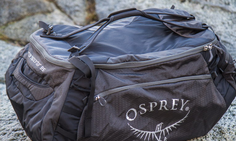 Osprey Transporter duffel bag - Buy it for life (BIFL)