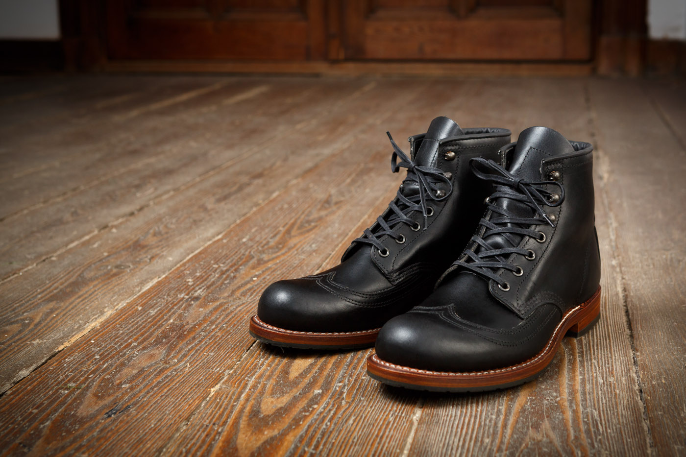 Red Wing Heritage Iron Ranger - Best men's boots (BIFL)