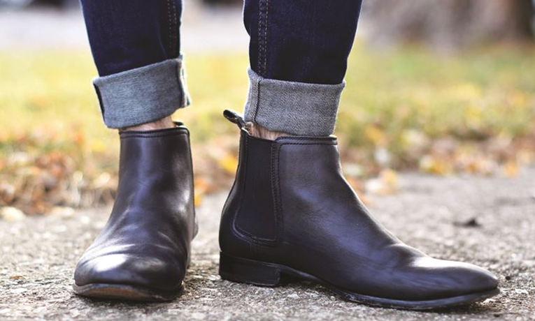 Chelsea boot | Types of men's boots