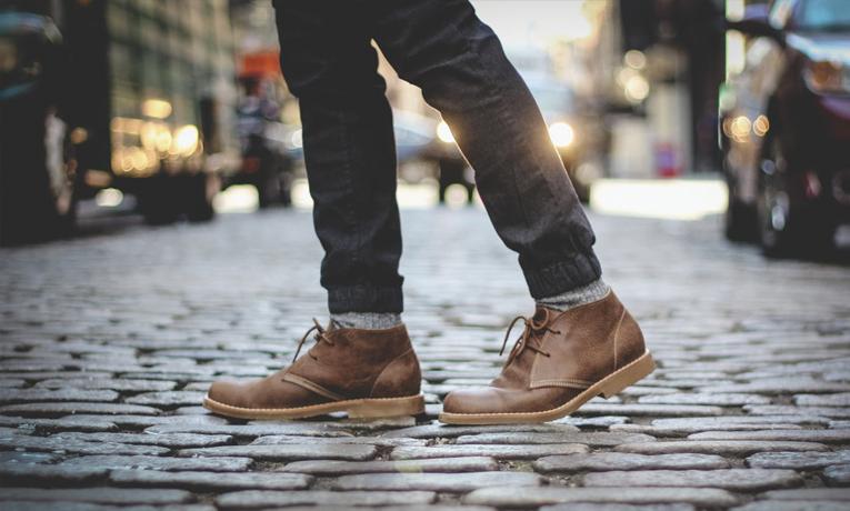 Chukka boot   Types of men's boots