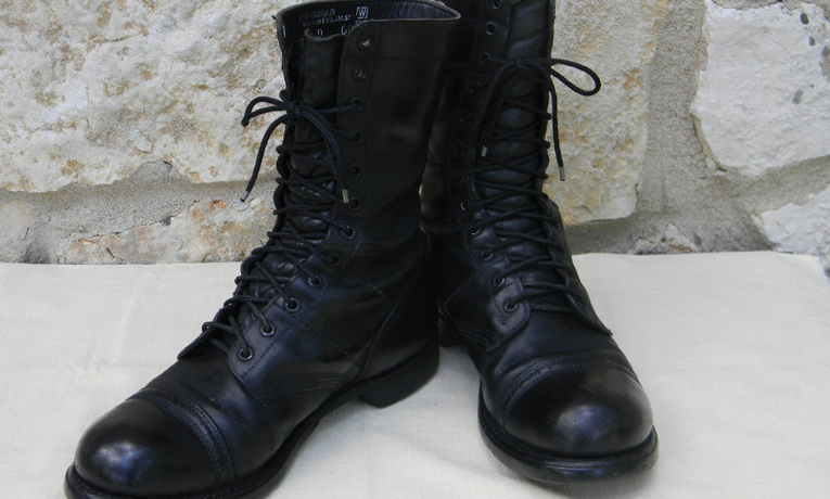 Combat boots | Types of men's boots