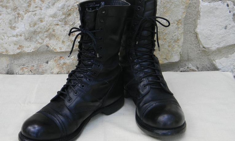 Combat boots   Types of men's boots