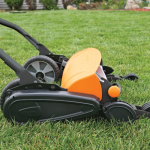 Fiskars Staysharp Max Reel Mower, 18-Inch | Buy it for life BIFL