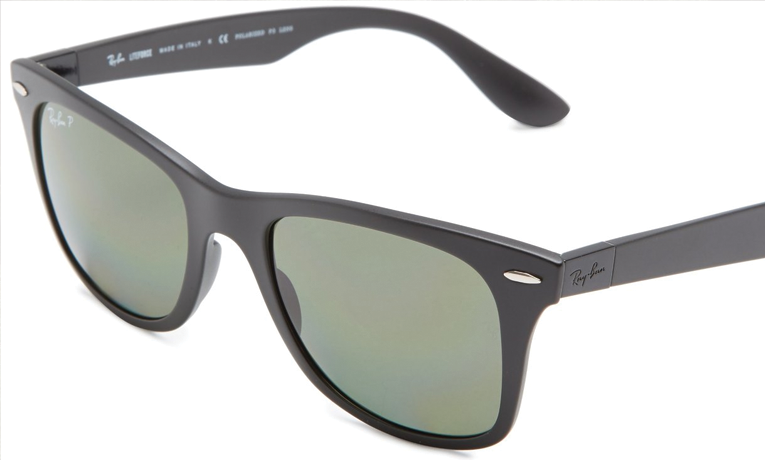 ray ban square sunglasses  BIFL sunglasses - Ray-Ban Wayfarer Liteforce Polarized