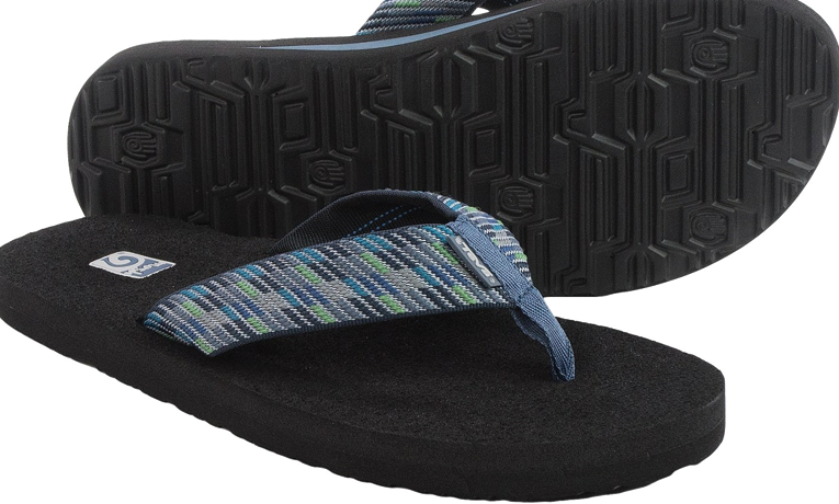c4393ad2041a1f Teva Men s Mush II Flip-Flop - Buy This Once