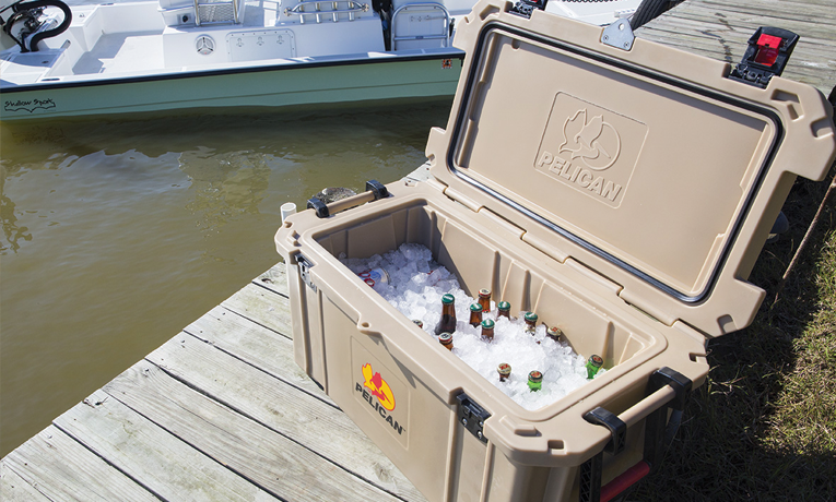 Pelican Products ProGear Elite Cooler | BIFL Buy it for life