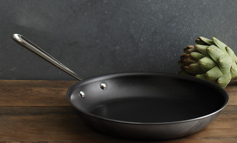 The best nonstick frying pan   All-Clad 4110 NS   Buy it for life BIFL