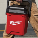 Milwaukee 13ʺ Jobsite Work Box | Buy it for life BIFL