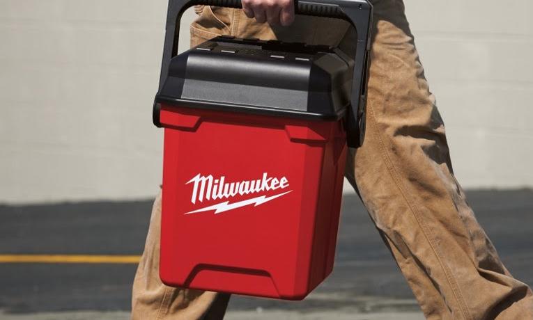 Milwaukee 13ʺ Jobsite Work Box | Buy it for life BIFL