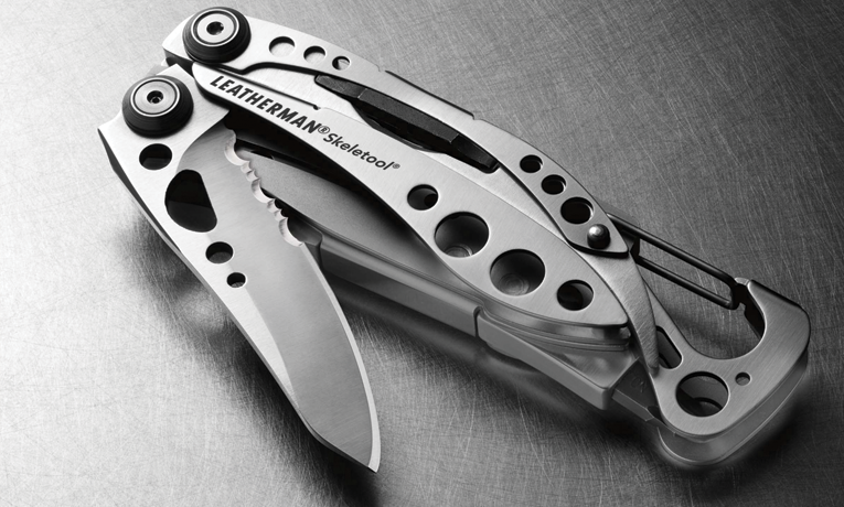 Best price on Leatherman Skeletool multitool