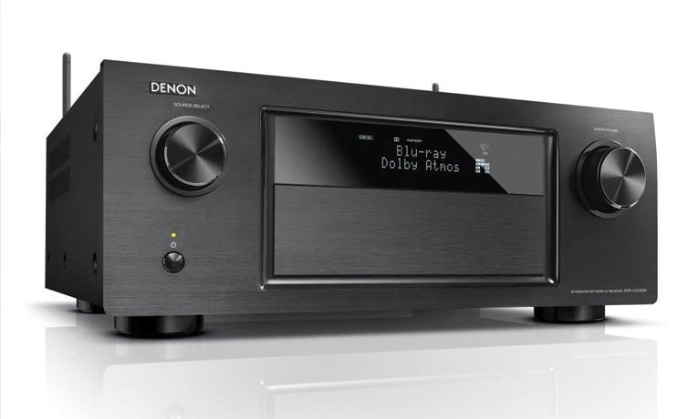 Best future proof A/V receiver | Denon AVRX4200W