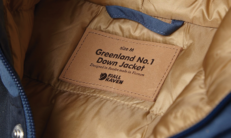 Fjallraven Greenland No. 1 Down Jacket | Buy it for life BIFL