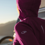 The best travel hoodie: Icebreaker Quantum Merino Wool Hoodie | Buy it for life | Merino wool