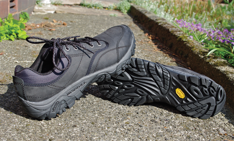 Best travel shoes | Merrell Moab Rover shoes