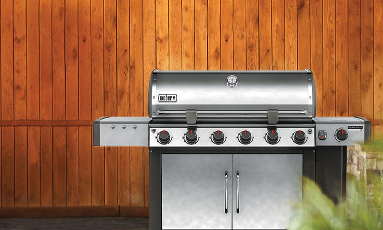 best propane barbecue weber genesis II