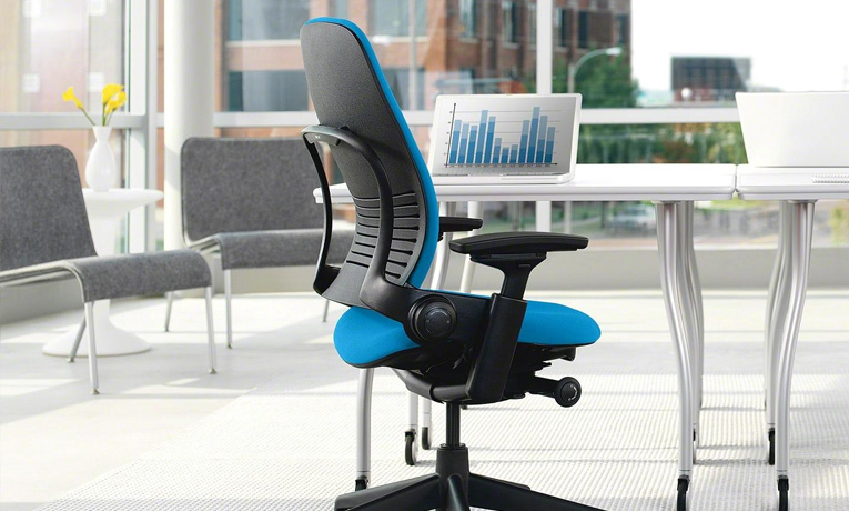 Best office chair Steelcase Leap