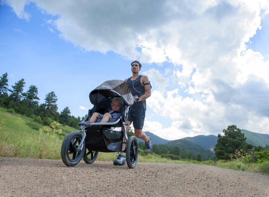 BOB Revolution FLEX Most durable baby strollers