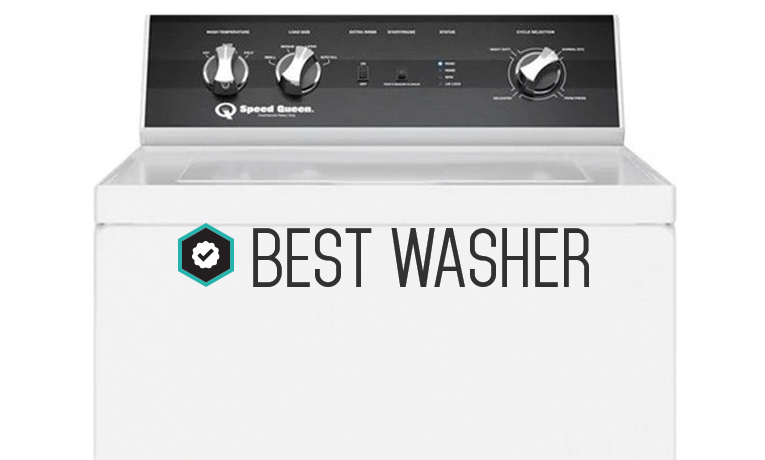 The best quality top load washer Speed Queen TR3000WN