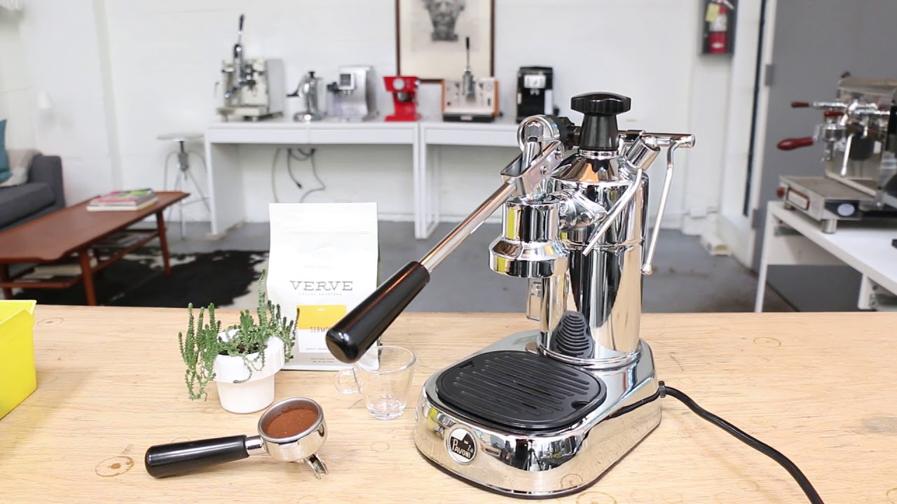 BIFL espresso machine: La Pavoni EPC-8 Europiccola | Buy ...