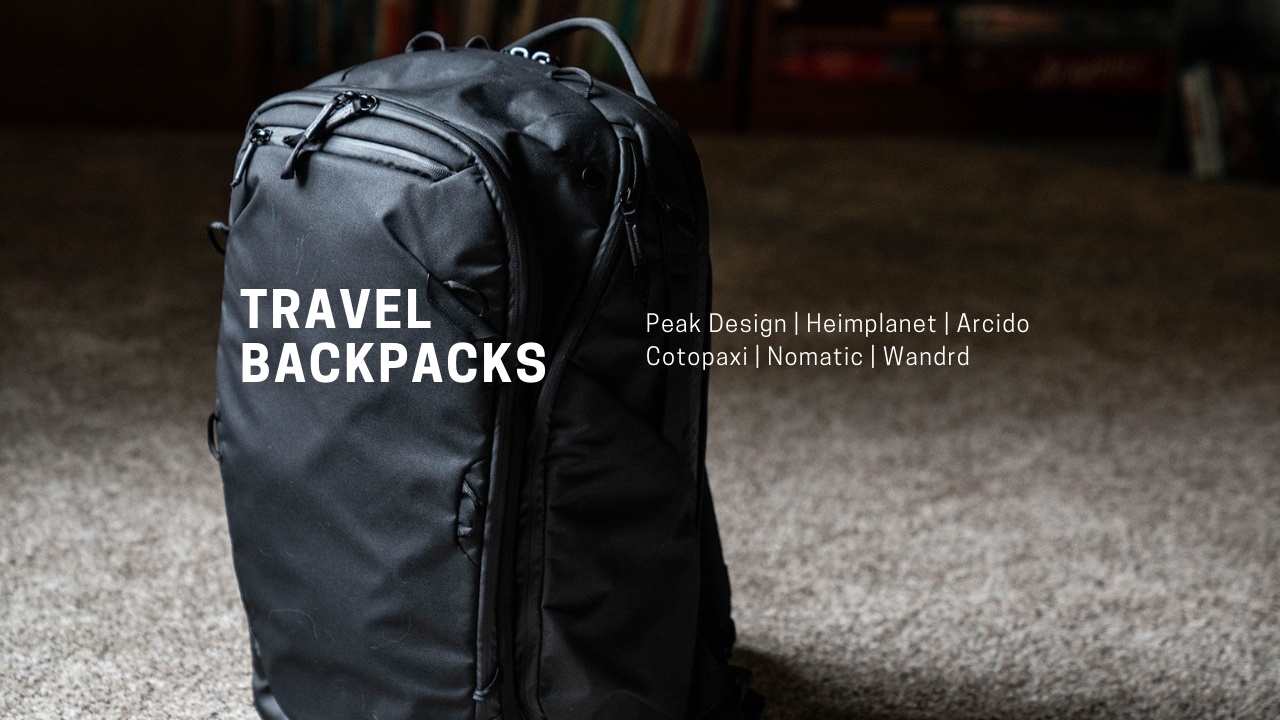 The top 6 best travel backpacks | Durable, functional, affordable