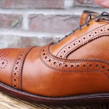 Allen Edmonds Fifth Avenue Oxford Shoe