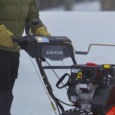 Best snowblower: Ariens 2 Stage DLX Snow Throw Plow
