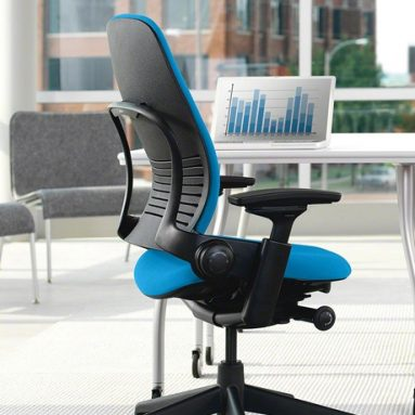 Best office chair: Steelcase Leap