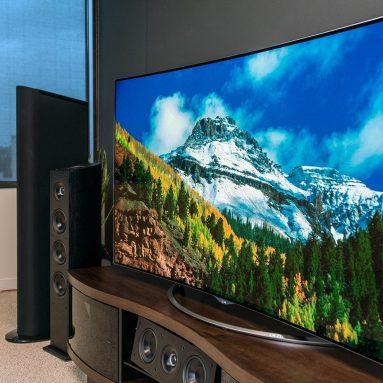 LG 65EG9600 4K TV