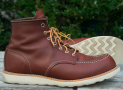 Red Wing Heritage Moc 6″ Boot   Buy it for life BIFL