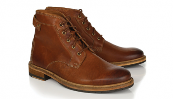 The most comfortable men's leather boots: Clarks Clarkdale Bud Boot
