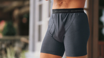 The most durable underwear | ExOfficio Give-N-Go