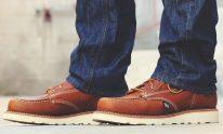 Thorogood Men's American Heritage 6″ Moc Toe Boot