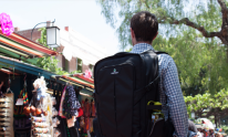 An awesomely durable carry on backpack: Tortuga Travel Backpack
