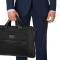 Tumi Alpha 2 Slim Deluxe Portfolio briefcase