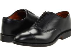Allen Edmonds Men's Park Avenue Cap-Toe Oxford dress shoes
