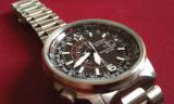 Citizen BJ7000-52E Nighthawk Eco-Drive watch