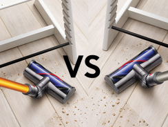 Dyson V8 Absolute vs V8 Animal | The battle of the best cordless vacuums