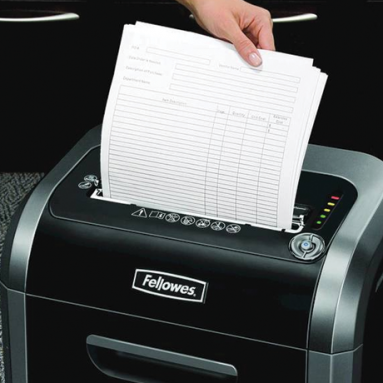 Fellowes 99Ci Heavy Duty Paper and Credit Card Shredder