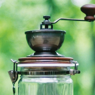 Hario Canister Ceramic Coffee Mill (grinder)