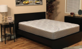 Lucid latex foam mattress