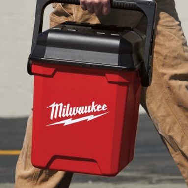 Milwaukee 13ʺ Jobsite Work Box