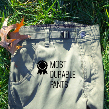 The top 5 most durable pants