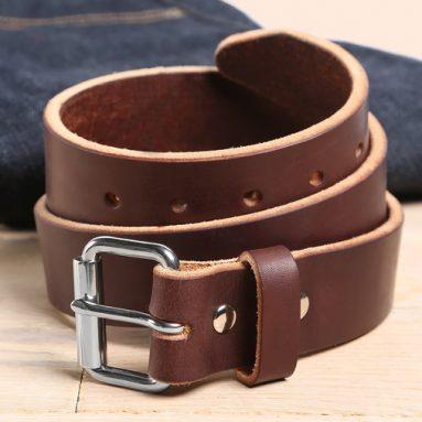 Orion leather belt