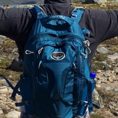 Osprey Comet backpack