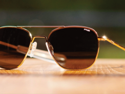 Randolph Engineering aviator (sunglasses from Mad Men)